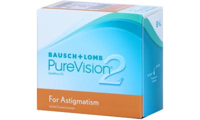 Lentille Purevision Purevision 2 Hd Pour Astigmates