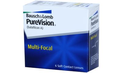 Lentille Purevision Purevision Multifocal