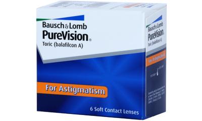Lentille Purevision Purevision Torique