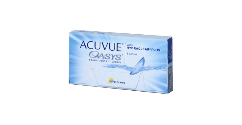 Lentille Acuvue Acuvue Oasys With Hydraclear Plus