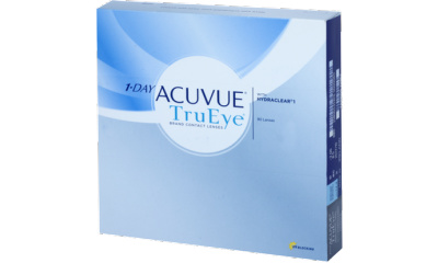 Lentilles Acuvue 1 Day Acuvue Trueye