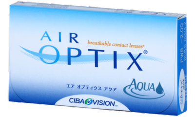 Lentilles Air Optix Air Optix Aqua