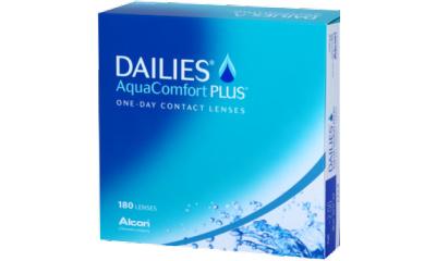 Lentilles Dailies Dailies Aquacomfort Plus