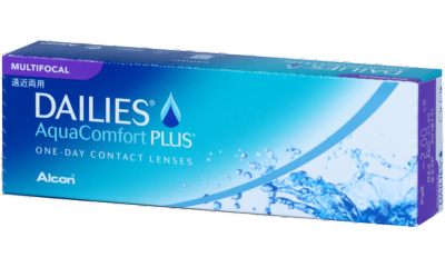 Lentilles Dailies Dailies Aquacomfort Plus Multifocal