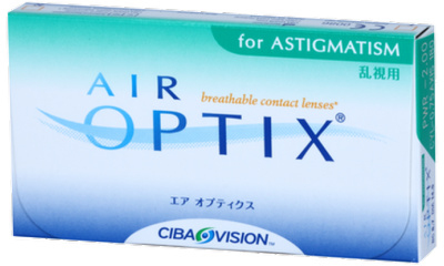 Lentille Air Optix Air Optix For Astigmatism