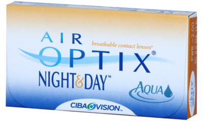 Lentille Air Optix Air Optix Night & Day Aqua