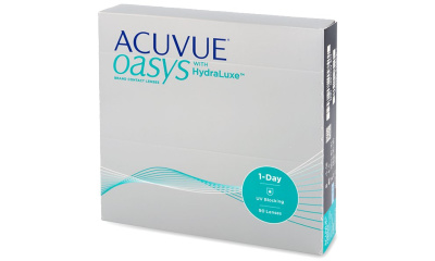 Lentille Acuvue Acuvue oasys 1 day