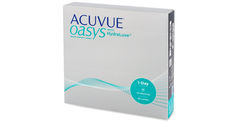 Lentilles Acuvue Acuvue oasys 1 day