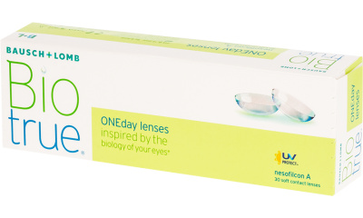 Lentilles Biotrue BIOTRUE ONE DAY