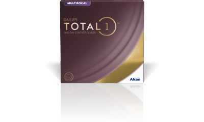 Lentilles Dailies Dailies Total One multifocal