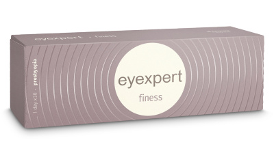 Lentilles Eyexpert Eyexpert Finess for presbyopia Low