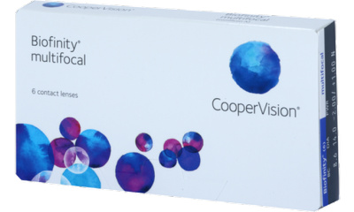 Lentilles Biofinity Biofinity Multifocal N