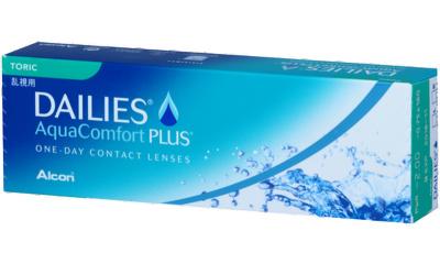 Lentilles Dailies Dailies Aquacomfort Plus Toric