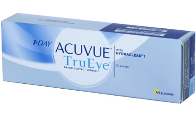 Lentille Acuvue 1 Day Acuvue Trueye