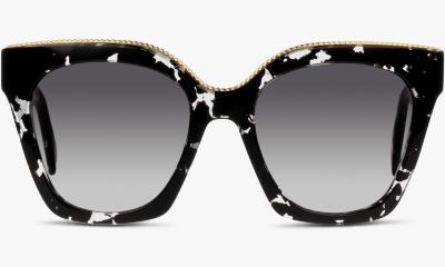 Lunettes de soleil Marc Jacobs MARC 162/S 9WZ HVNBLKCRY