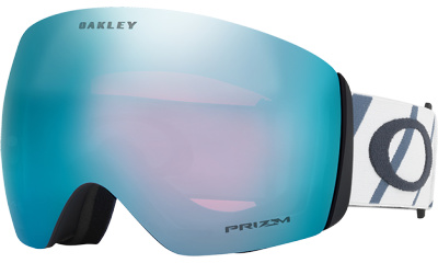Masque de ski Oakley 7050 705052 HAZARD BAR SLATE ICE