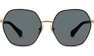 Lunettes de soleil Ralph 4124 933787 SHINY GOLD WITH BLACK