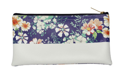 Etui COLLECTION GRANDVISION POCHETTE MOTIF FLORAL