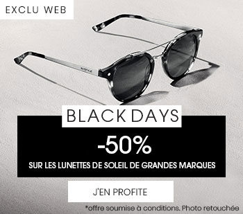 offre black friday lunettes de soleil