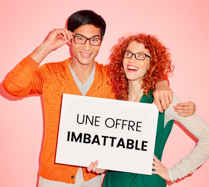 Une offre imbattable