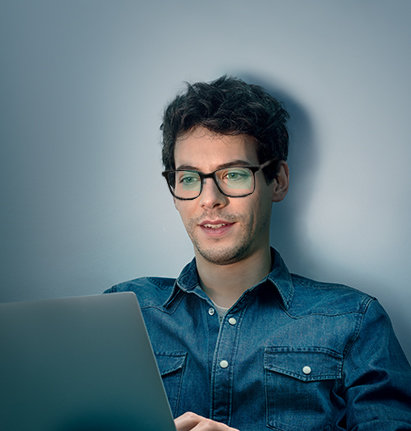 9b85c72728434 Verres et lunettes anti -umière bleue