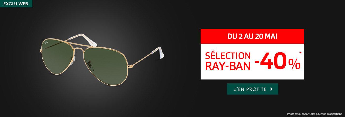 Ray-Ban -40%