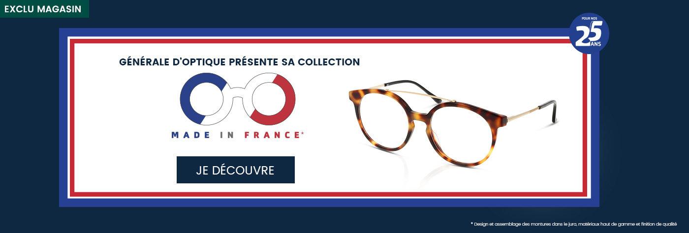 Découvrez la nouvelle collection Made In France