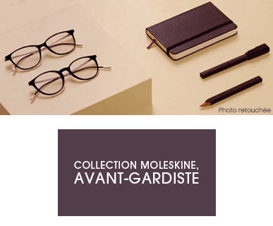 Collection Moleskine Avant-gardiste
