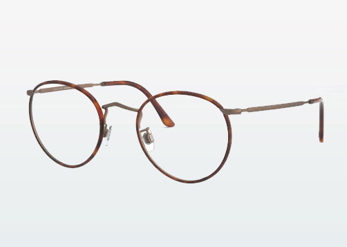 Giorgio Armani pour Grand Optical