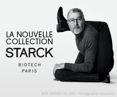 Starck pour Grand Optical