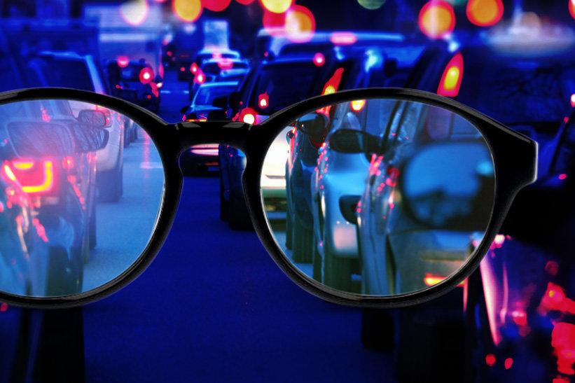 9913f94875 Les premières lunettes design. POUR UNE CONDUITE DE NUIT